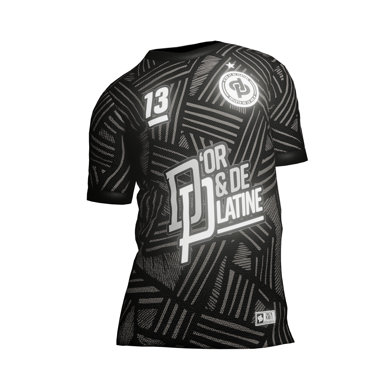 MAILLOT D&P SUPPORTER